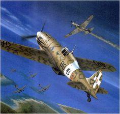 Macchi C.202 «Folgore» serie X http://www.elgrancapitan.org/foro/viewtopic.php?f=52&t=17924&p=889809#p889809