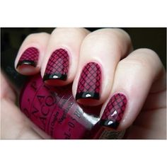 These nails would be bitching for my housewarming party.