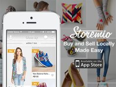 Just snap and sell with Storemio, the newest mobile marketplace that makes e-commerce simpler! | Media Connections