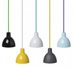 Toldbod 120 pendant lamp by Louis Poulsen Have three over kitchen island?