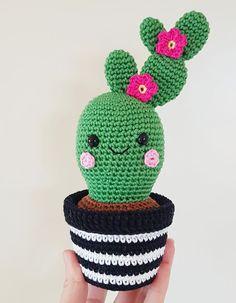 Cactus Friends PDF Pattern amigurumi crochet