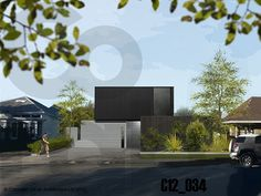 CoLab Architecture Ltd _ Churchill Street Residence
