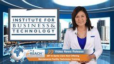 IBT in Santa Clara Now Offering Maintenance Facility Technician Training  http://www.prreach.com/?p=22320