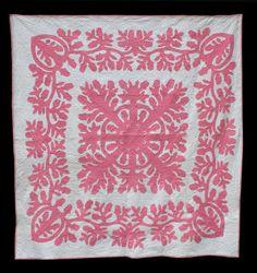 maui beauty ~ hawaiian quilt | The Quilt Complex