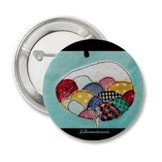 Chapa árbol de lluvia botón por Solamenterocio. $3