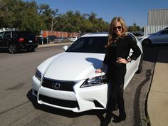 Congrats on earning your Lexus with Nerium, Erin!