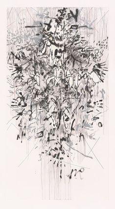 Julie Mehretu Myriads, Only By Dark