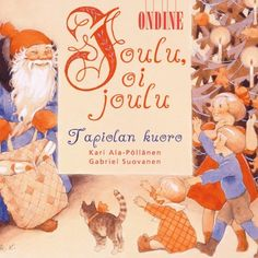 Christmas Music (Finnish - Joulu, Oi Joulu) (Tapiola Choir)