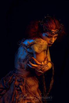 """Repentance"" Model/Costume - La Dutchessa Photography - Laura Sheridan's Art"