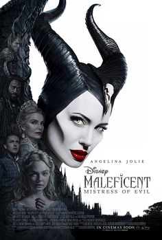 Angelina Jolie and Michelle Pfeiffer Collide on the New Poster for 'Maleficent: Mistress of Evil' Movies 2019, Hd Movies, Disney Movies, Movies Online, Disney Movie Posters, Film Posters, Movies Evil, New Movie Posters, Disney Wiki