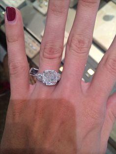 Giuliana Rancics Engagement Ring From Bill Rancic This 4 Carat