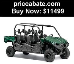 Power-Sports-ATVs-UTVs: NEW 2015 YAMAHA VIKING 6 SEATER UTV WITH POWER STEERING BUY IT NOW $11499 - BUY IT NOW ONLY $11499