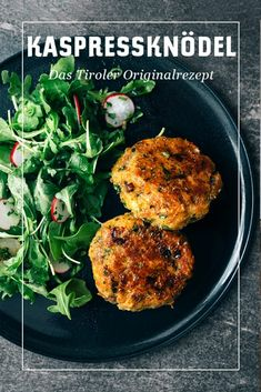 Kaspressknödel or Kasknödel: The original recipe for cooking - Rezepte - Chicken Recipes Healthy Juice Recipes, Lunch Recipes, Healthy Snacks, Healthy Eating, Salad Recipes, Clean Eating Grocery List, Clean Eating Recipes, Le Diner, Original Recipe