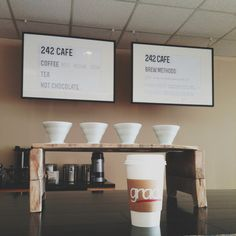 How to Start a Coffee Cafe in Your Church Lobby