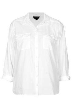 Casual Chambray Shirt