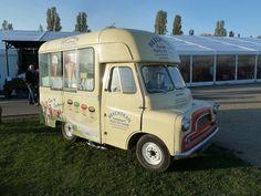 JOO 571 - Bedford CA MK II - Ice Cream Van by homer----simpson, via Flickr