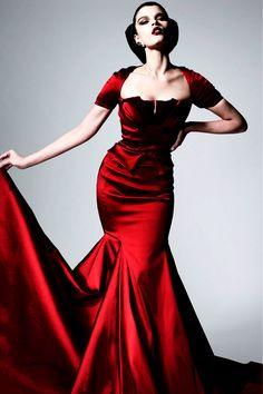 Gown for Cersei, Zac Posen