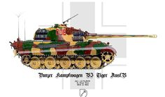 B ,artist C. Tiger Ii, Military Photos, Military History, Best Armor, Panzer Iv, War Thunder, Military Armor, Tiger Tank, Ww2 Tanks