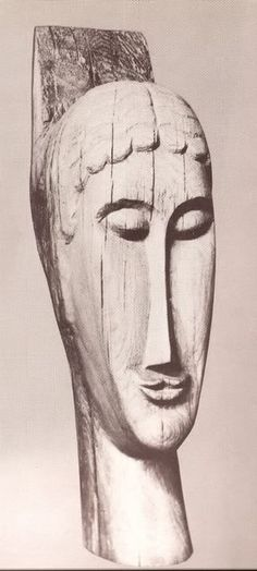 Amedeo Modigliani, Head, 1911 More