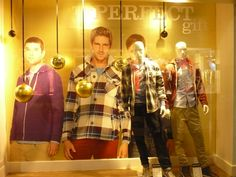 Liverpool male Fashions Christmas 2011