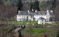 """Prince Charles was said to have found the damage at the Highland home he inherited from the late Queen Mother """"personally distressing"""". Charles revealed the terraced garden at the 14-bedroom Jacobean hunting lodge on the edge of the Queen's Balmoral estate in the Highlands was """"devastated"""" after several days of heavy rain led to the River Muick bursting its banks beside the house. Parts of the two-acre gardens have been washed away & other parts of the grounds have been left under water."""