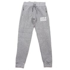 Thrill Jean's Boy's Premium Fleece Moto Jogger Pants, Large, Red >>> You can find more details at