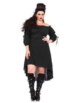New Leg Avenue 2700X High low peasant dress Halloween Costume  #LegAvenue