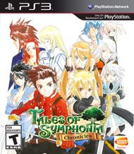 With Tales of Symphonia Chronicles, players will be able to experience the most celebrated Tales of game to date, Tales of Symphonia, again for the first time with crisp and colourful high definition graphics and additional content along with its 2008 sequel Tales of Symphonia: Dawn of the New World.