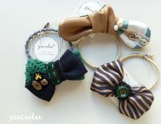 Head Accessories, Handmade Accessories, Hair Accessory, Flower Making, Handicraft, Fabric Crafts, Headpiece, Hair Bows, Hair Clips