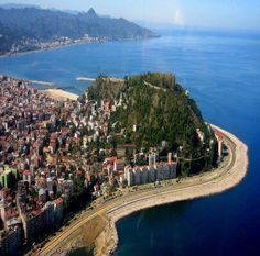 Giresun,Turkey Beautiful Places In The World, Oh The Places You'll Go, Wonderful Places, Places To Visit, Around The World In 80 Days, Travel Around The World, Around The Worlds, Istanbul, Visit Turkey