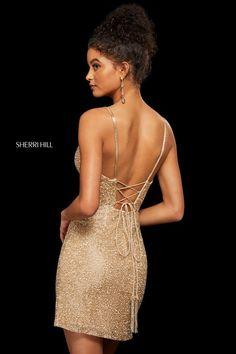 Buy dress style № 53014 designed by SherriHill Prom Dresses Online, Dresses For Sale, Homecoming Dresses, Buy Dress, Lace Dress, Sherri Hill Short Dresses, Occasion Spéciale, Sweet 16 Dresses, Elegant Dresses
