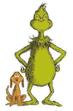 The Grinch - Dr. Seuss Wiki