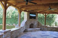 DIY Fireplace Plans. Want to  build a fireplace like this? Visit www.backyardflare.com today and start building tomorrow.  #outdoorfireplace #outdoorliving #fireplace #diy #outdoorcooking #masonry #outdoor #backyardflare #backyardideas