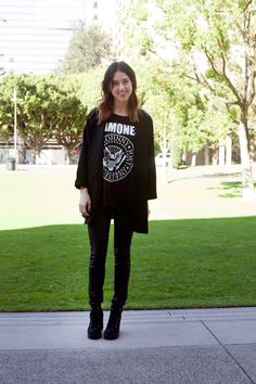 College Street Style, Los Angeles Edition: Check Out 14 Califorina-Cool Campus Snaps