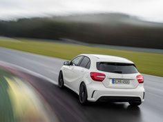 Mercedes-Benz Clase A 45 AMG, en los concesionarios a partir de junio de 2013