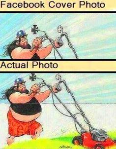 Facebook Cover. LOL