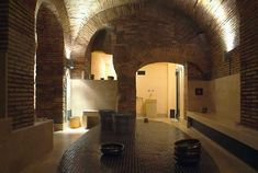 Acqua Madre - Tepidarium  http://www.acquamadre.it/Hammam-Rome-Photo-Gallery