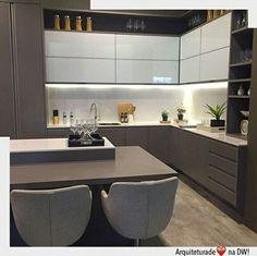 Cozinha / kitchen #designer #interior #kitchen #estrutura
