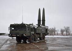 Военнослужащие ракетного соединения ЦВО проходят переподготовку на ОТРК «Искандер-М» : Министерство обороны Российской Федерации