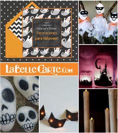 Invitaciones de halloween, tarjetas de halloween, ideas para halloween  Para Más Info Visita: www.LaBelleCarte.com  Online halloween invitations, online halloween cards, last minute halloween ideas, last minute halloween decorations  For More Info Visit: www.LaBelleCarte.com/en