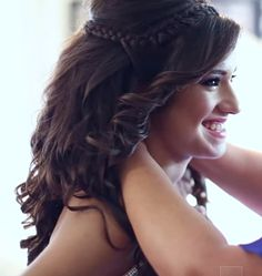 Tremendous Quinceanera Hairstyles Young And And Hairstyles On Pinterest Short Hairstyles Gunalazisus