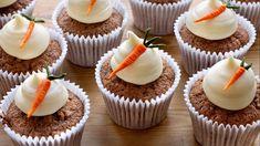Carrot cake cupcakes recipe - BBC Food