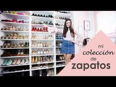 Vídeo de mi colección de zapatos Moda, Youtube - Crímenes de la Moda