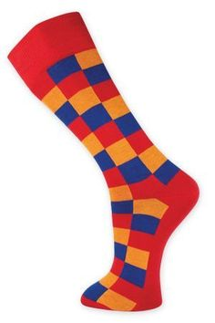 EFFIO men socks - Chess no.316 #blocks