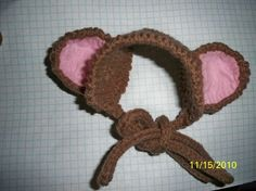 e Pattern for Hat for Child and Dog and Cat by debrobinson on Etsy, $4.00