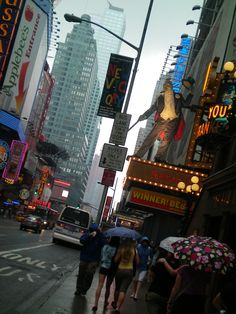 Broadway #NYC - 2008 - Photo Martine Le Jossec