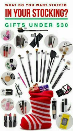 Gifts Under $ 30 it's time to stuff those stockings .Younique products has you covered. sassyeyesbymerrily.com