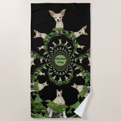 Funny Chihuahua Dog Cute Tan White Psychedelic Beach Towel   melted chihuahua, chihuahua terrier mix puppies, chiauaua chihuahuas #chihuahuapacifico #chihuahuapets #chihuahuapeanut Chihuahua Tattoo, Chihuahua Quotes, Chihuahua Terrier, Chihuahua Puppies, White Chihuahua, Custom Beach Towels, Dog Pattern, Animal Quotes, Small Dogs