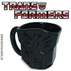Tasse Transformers Autobot