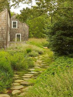 Oehme, van Sweden Hamptons Garden Garden Design Calimesa, CA